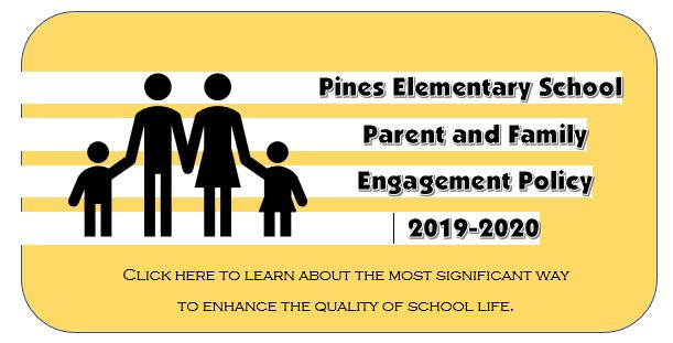 Parent and Family Engagement Policy 2018-2020